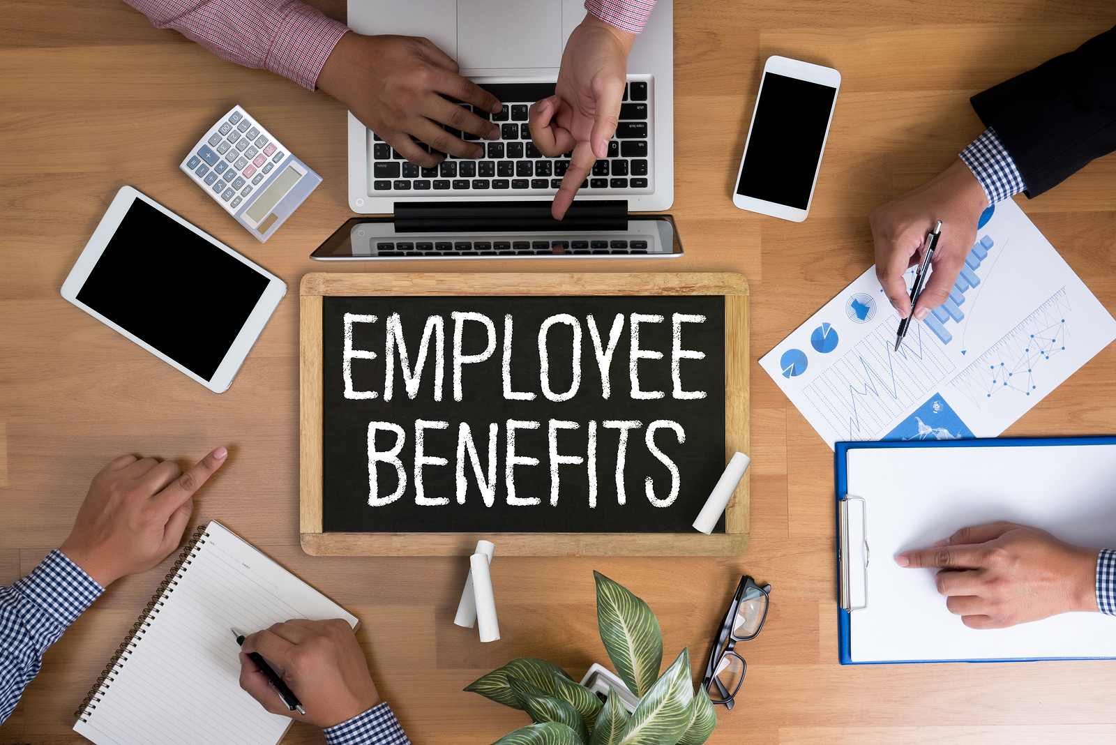 bigstock-Employee-Benefits-Man-Working--154529639-1